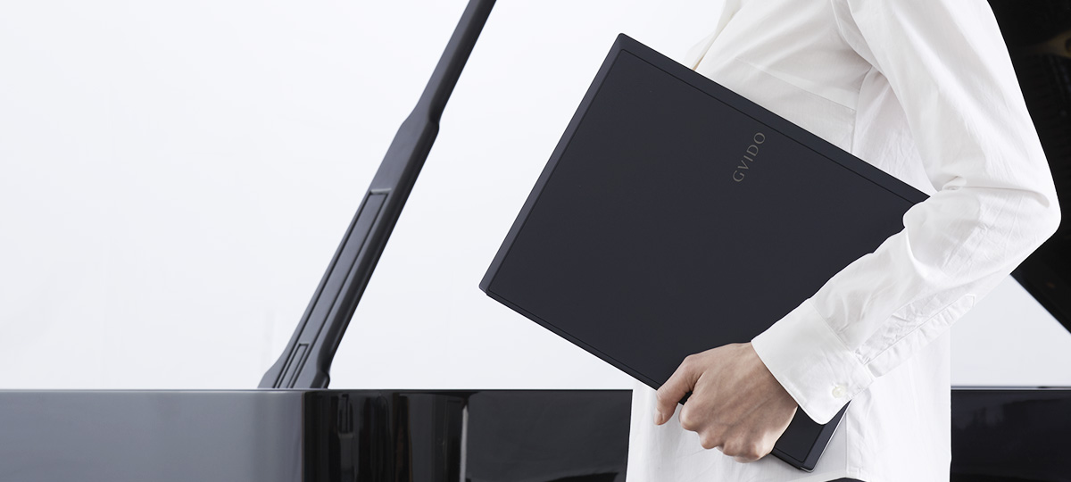 Abbiamo rivoluzionato il mercato musicale digitalizzando gli spartiti per i musicisti.